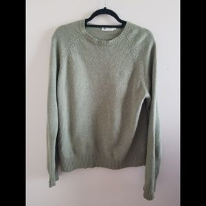 Vintage J. Crew Lambswool Sweater Size Medium